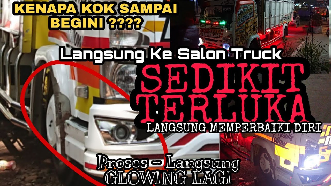 Bawa IT'S OTO MERCH ke Salon Truck