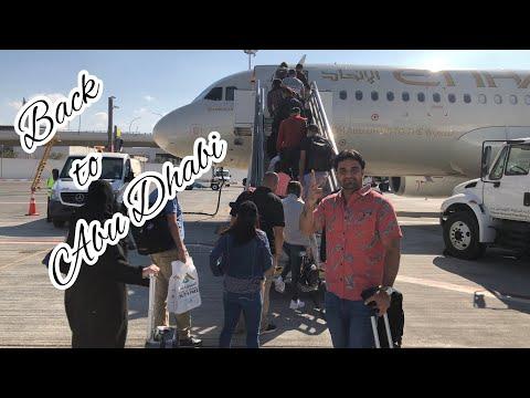Traveling to Abu Dhabi United Arab Emirates 🇦🇪