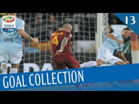 Goal collection - giornata 13 - serie a tim 2017/18
