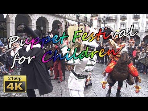 Arrival in Segovia, Castile and Leon - Spain 4K Travel Channel