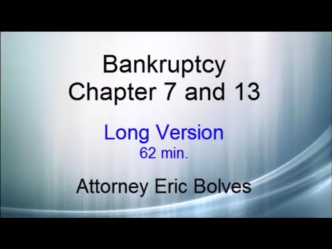 Free One Hour  Bankruptcy Seminar