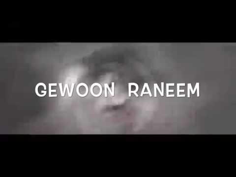 Intro Gewoon Raneem
