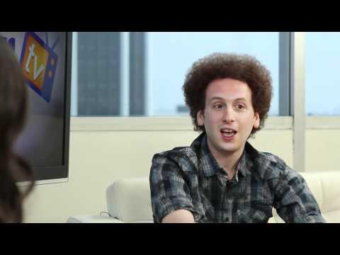 Josh Sussman Talks Glee & Super Bowl Commercial