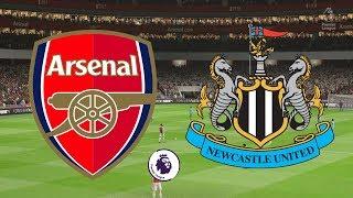 Download Video Premier League 2018/19 - Arsenal Vs Newcastle United - 31/03/19 - FIFA 19 MP3 3GP MP4