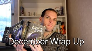 December 2016 Reading Wrap Up | January 11 2017