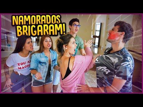 OS NAMORADOS BRIGARAM E TERMINARAM!! - DIÁRIO DE ADOLESCENTE #41 [ REZENDE EVIL ]