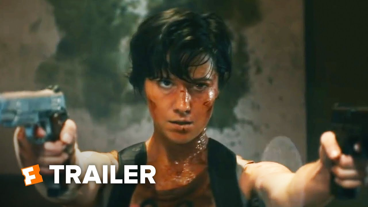Download Kate Trailer #1 (2021)   Movieclips Trailers