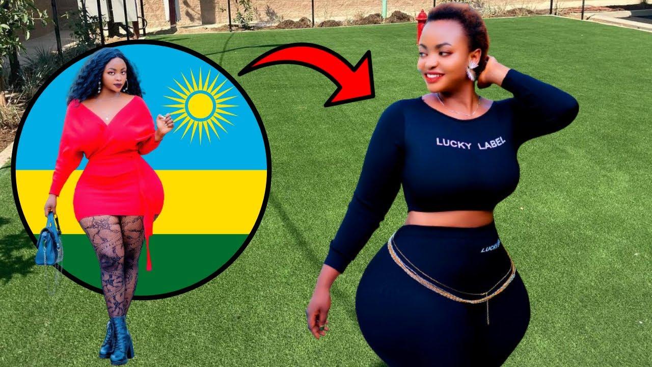 Download Meet the Massively Curvy Plus Size Model Ufitinema Sonia from Rwanda | Fashion nova curve