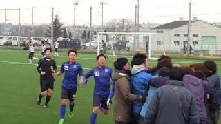 2017.12.24(Sun)11:07KO 第51回関東サッカーリ...
