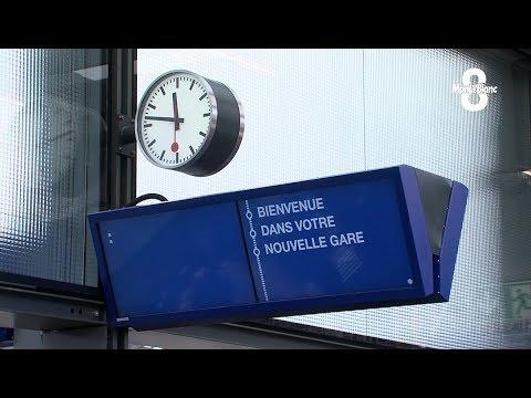 Léman Express : la France et la Suisse réunies sur 230 kilomètres