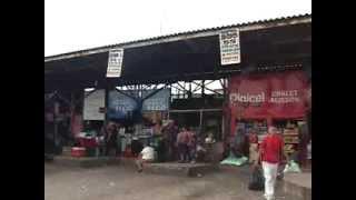 inconformidad en terminal de santa ana 19 09 2013 atv noticias el salvador