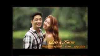 I DO Couple: Chris & Karen