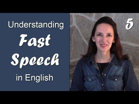 Day 5 - Glottal Stop - Understanding Fast Speech in English