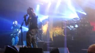 Children of Bodom - Hate crew deathroll, live (Arenan, Stockholm 2011)