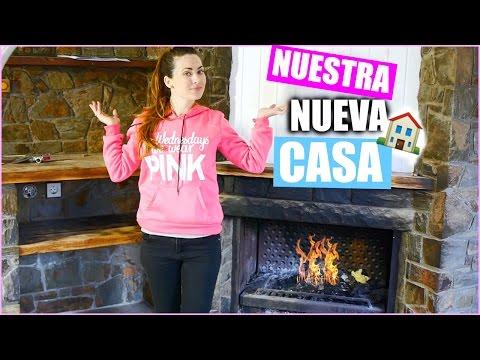House Tour | NUEVA CASA!! DIARIO DE UNA REFORMA #1 | Lizy P