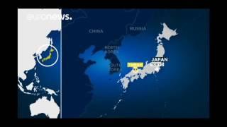 6.2 Magnitude Earthquake Hits Japan