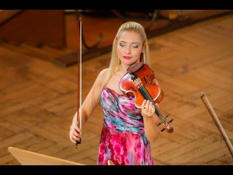 Amelia Maszońska plays Mozart and Bach - Stage 3 - International Wieniawski Competition STEREO