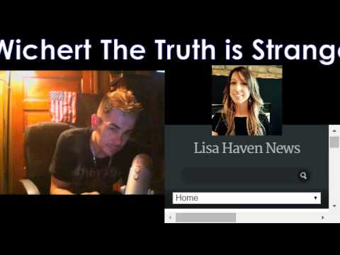 Lisa Haven Interview 9-1-15 Truth is Stranger Than Fiction with Pete Wichert