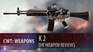 [EN] S.K.I.L.L. SF2 | The K2 WEAPON REVIEW - CWT: Weapons EN #1