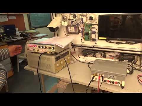 Solar simulator spectral response and carrier lifetime measurement panel Model XPO-ST2