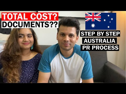 How To Get Australia PR | Step By Step | General Skilled Migration | Australia Couple