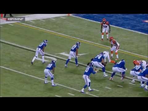 Odell Beckham Jr ll I SPY ll New York Giants ll 2016 2017 Highlights