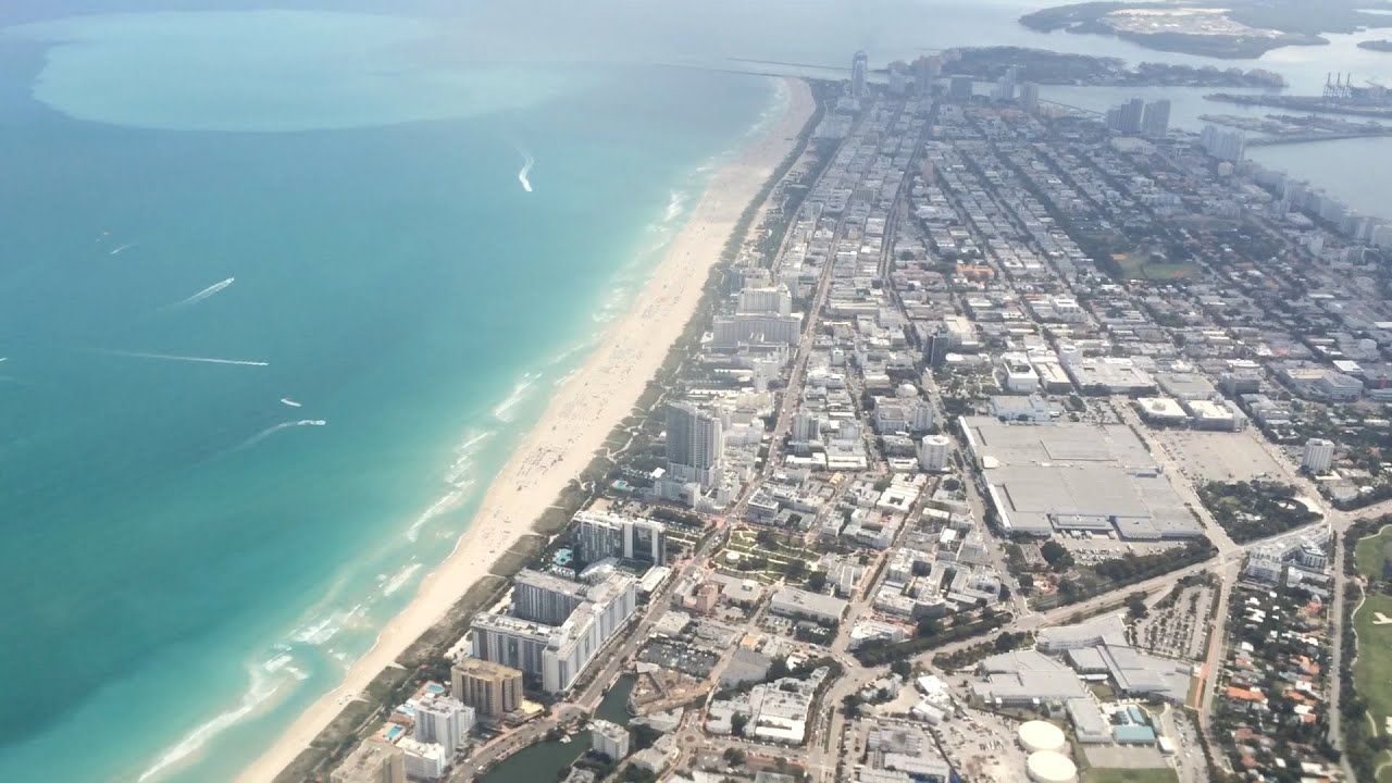 Miami South Beach To Orlando Airport