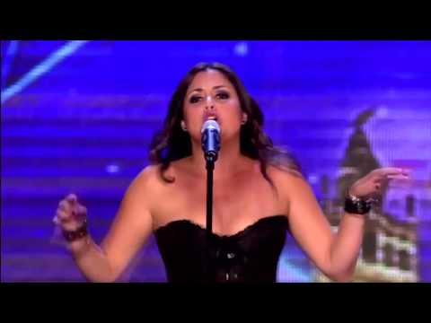 Cristina Ramos Got Talent Opera to Rock AC/DC