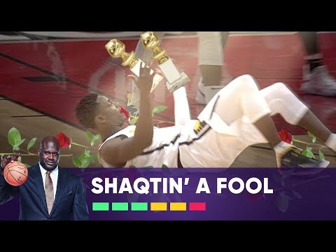 Fastball to the Face | Shaqtin' A Fool Episode 10