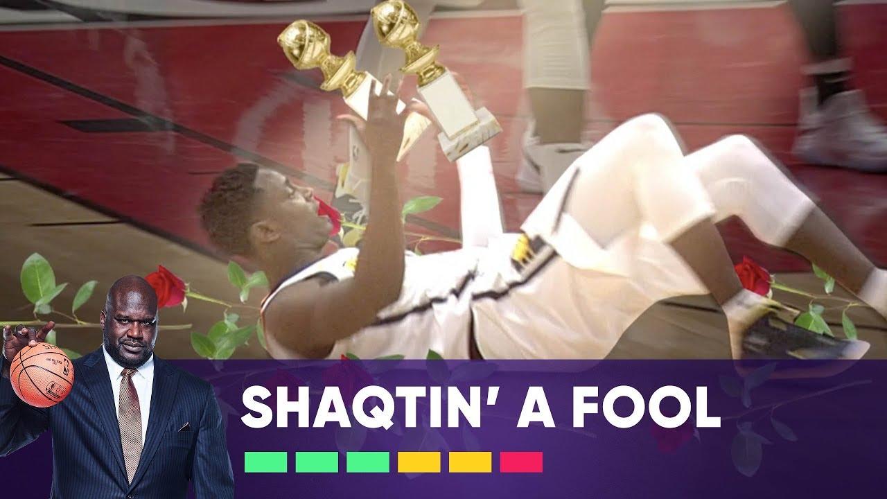 Fastball ins Gesicht | Shaqtin 'Dummkopf Folge 10 video
