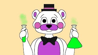 Minecraft Fnaf: Funtime Freddys Science Lesson (Minecraft Roleplay)