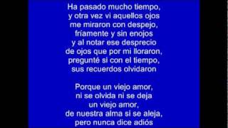 Un Viejo Amor - Pedro Vargas