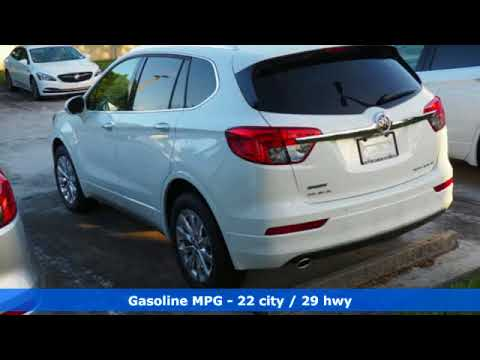New 2017 Buick Envision Sunrise FL Miami, FL #HD068257