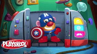 Playskool U.S. | Mr. Potato Head | Digital Short | Parts-O-Matic