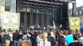 Die Orsons mit Vasee - Souljah Boy Live am Schlossplatz