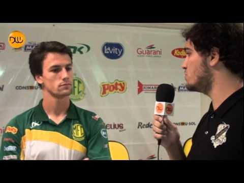 Diarioweb fala com volante Rodrigo Possebon