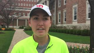 Kayla Contardi Previews UD Rowing's Upcoming Races at SIRA