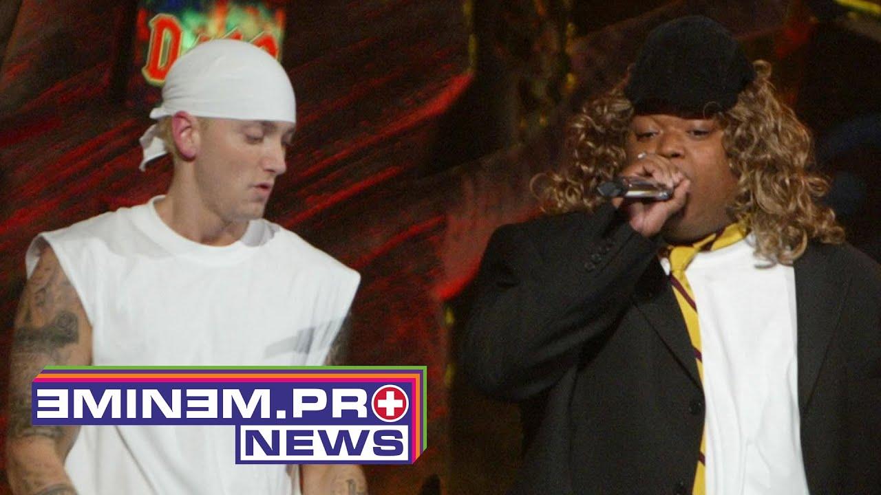 D12's Bizarre Asks Eminem Fans For Support
