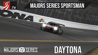 Majors Series | European Sportsman | Round 1 | Daytona Intl. Raceway