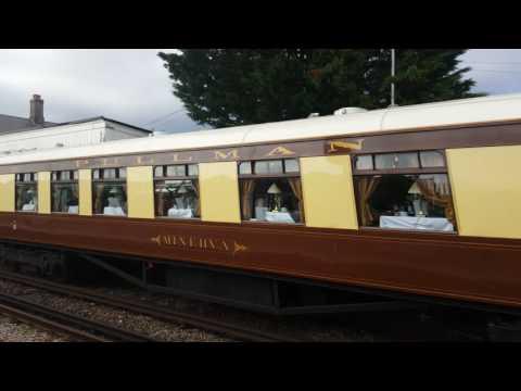 royal train angmering