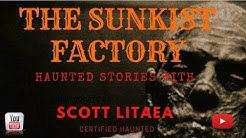 Sunkist Factory, Mesa, Arizona Investigation Part 1 with Jay & Marie Yates & Cops Crew