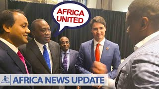 Africa Dominates 2018 G7 Summit with Demands of Equal Trade & Investments