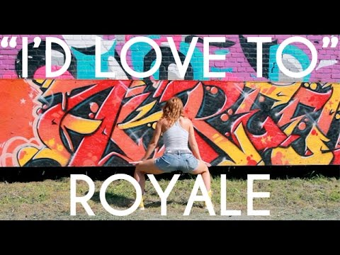 The Band Royale - I'd Love To (But You Play Too Rough)