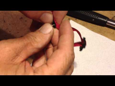 Something I've Learned How to Attach a Flat Dog Tag to a Nylon Collar