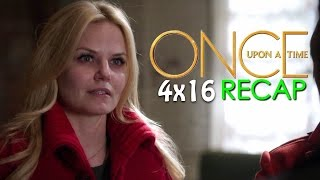 Once Upon A Time 4x16 Best Laid Plans Recap