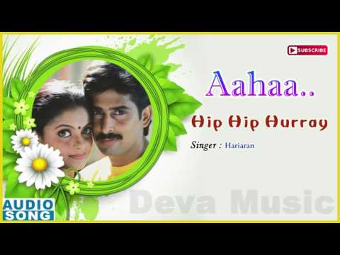 Hip Hip Hurray Song | Aahaa Tamil Movie | Rajiv Krishna | Sulekha | Deva | Suresh Krishna