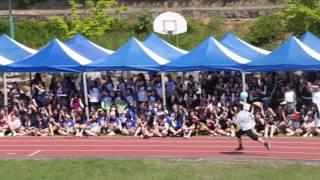 체육대회 선생님들 달리기