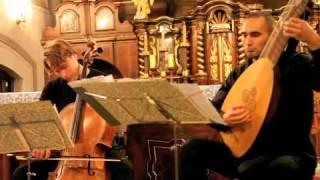 Vivaldi: Sonata per violoncello e B.C., RV44 (3:Largo - 4:Allegro)