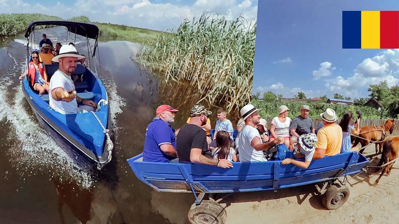 Ghinion in Padurea Letea! O zi pe canalele din Delta Dunarii ?