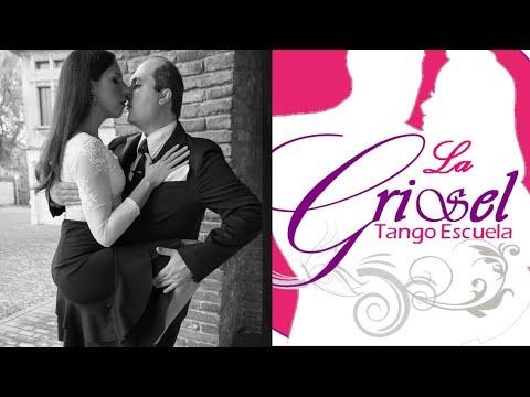 Grazia & Nico - La Grisel Tango Escuela